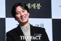 [TF포토] 김남길, '연기대상의 건치 미소'