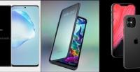 [2020 스마트폰] '갤S11·V60'부터 '아이폰12'까지…경자년 키워드는 '5G·카메라'