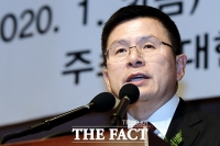[TF초점] 흔들리는 황교안 리더십…黃의 선택지는?