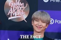 [TF포토] RM, '매력적인 보조개'