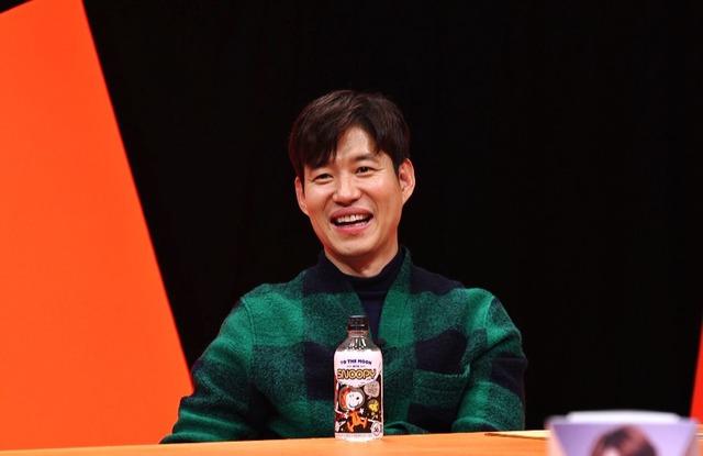 배우 유준상이 지난 5일 SBS 예능 미운 우리 새끼에 출연해서 입담을 뽐냈다. /SBS 제공
