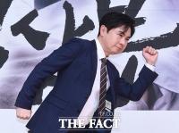 [TF포토] 임원희, '드라마 흥행을 위해 달려갑니다'