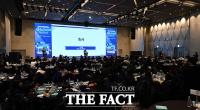 [TF포토] '이-스쿨 성과 발표회 가득 메운 학생과 교사들'