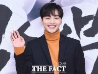 [TF포토] 김민재, '미소년의 정석'