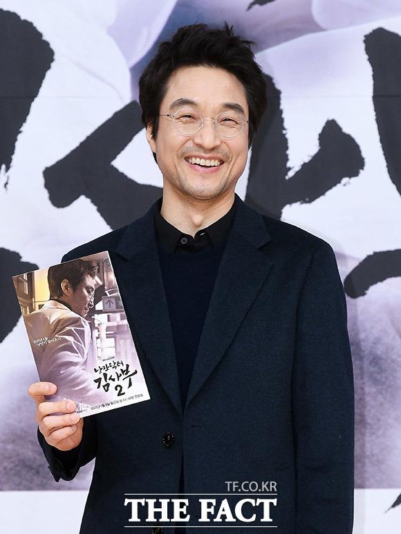 배우 한석규가 출연한 SBS 드라마 낭만닥터 김사부2가 두 자릿수 시청률을 기록했다. /이동률 기자