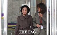 [TF포토] 법무부 나서는 추미애 장관