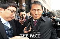 [TF포토] '검찰인사위원회 종료, 법무부 나서는 이창재 위원장'