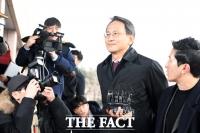 [TF포토] 검찰인사위원회 참석하는 이창재 위원장