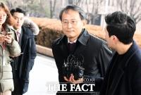 [TF포토] 취재진 질문 받는 이창재 검찰인사위원회 위원장