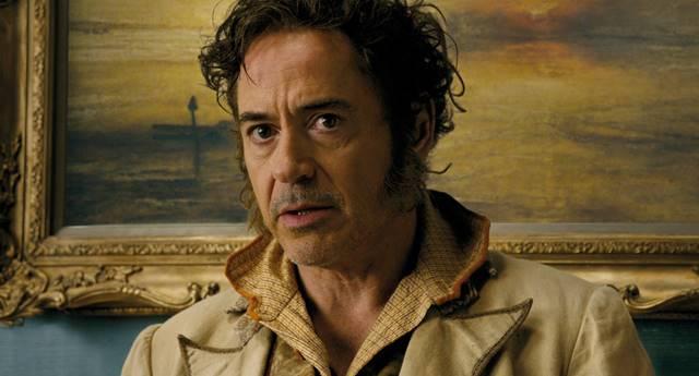 배우 로버트 다우니 주니어의 영화 닥터 두리틀이 국내 박스오피스에서 1위를 차지했다. /영화 닥터 두리틀 스틸