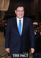 [TF포토] 북 콘서트 개최한 '문희상 아들' 문석균