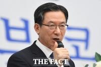 [TF포토] '문희상 아들' 문석균 북 콘서트 찾은 정성호 의원