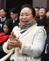 [TF포토] 문석균 북 콘서트 찾은 '이하늬 어머니' 문재숙 교수