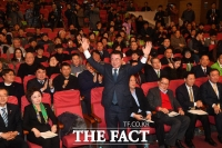[TF사진관] '대안신당 창당, 대표에 최경환 의원'