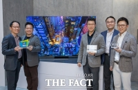 삼성 'QLED 8K·더 세로·더 월' CES 2020 '최고 제품상' 쾌거