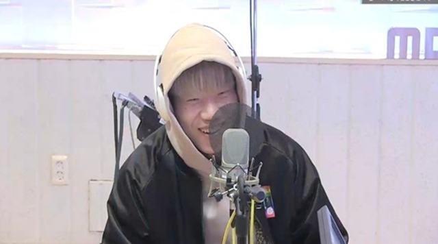 래퍼 창모가 레드벨벳 조이와 음악 작업을 해보고 싶다고 밝혔다. /MBC FM4U 정오의 희망곡 김신영입니다 캡처
