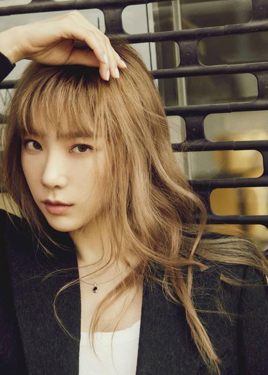 태연이 15일 정규 2집 리패키지앨범 Purpose를 발표했다. /SM엔터 제공