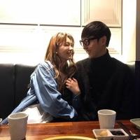 김진경·크루셜스타, 공개 열애 마침표