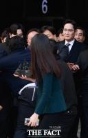 [TF포토] '항의받는 이재용'