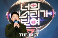 [TF포토] 김길중, '너목보7 기대해주세요~'