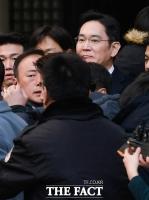[TF포토] 이재용 부회장, '난감한 표정'