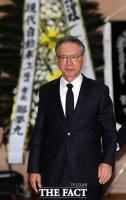 [TF포토] 조문 마친 김형오 공관위원장