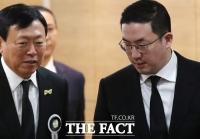 [TF포토] 신격호 빈소 조문 마친 구광모 LG 회장