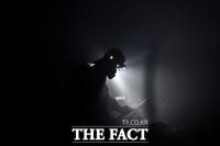 [TF포토기획] '나는 산업전사 광부였다'...자부심만 남은 '갱도 인생'
