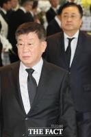 [TF포토] 조문 마친 윤여철 현대차 부회장