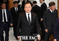 [TF포토] 신격호 회장 조문하는 허영인 SPC그룹 회장