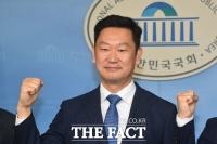 [TF포토] 총선 출마하는 고 노무현 대통령 사위 곽상언 변호사
