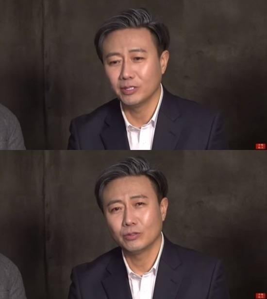 배우 안정훈이 가세연 팬이라고 밝히며 근황을 공개했다. /가세연 유튜브 캡처