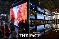 '자동차보다 비싼 TV' 삼성·LG, '초고가 가전' 시장서 '불꽃 경쟁'