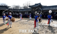 [TF사진관] '민속촌에서 전통으로 즐기는 설 명절 특집!'