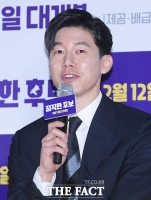 [TF포토] 김무열, '잘생긴 특급 보좌관'