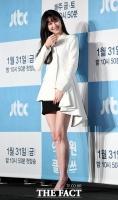 [TF포토] 권나라, '롱다리 미녀'