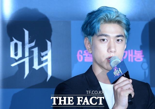 배우 성준이 남편이자 아빠가 됐다고 고백했다. 그는 상근 예비역으로 보직 변경을 신청했다. /더팩트DB