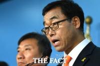 [TF사진관] 김동우, '노동 운동과 함께… 부끄럽지 않은 길 걸었다'
