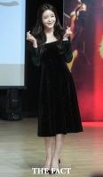 [TF포토] 박성연, '화려한 비주얼'