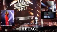[강일홍의 연예가클로즈업] 기성 가수들의 '반격', 프로 자존심 걸었다