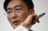 [TF포토] '외상센터 갈등' 설명하는 이국종 교수