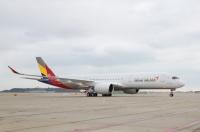 아시아나항공, A350 11호기 도입