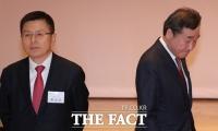 [TF주간政談] '장고 끝 출마' 황교안, 이낙연은 경쟁자 아니다?