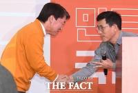 '국민당' 강연 진중권
