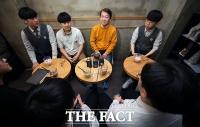 [TF포토] 안철수, 창당준비위원회 출범 후 첫 공식일정