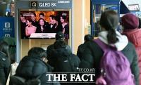 [TF포토] '기생충' 아카데미 작품상 수상 영예