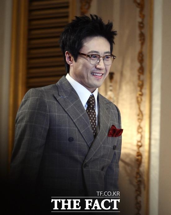 배우 박신양은 올해 상반기 크랭크업하는 영화 사흘(가제)로 7년만에 스크린에 복귀한다. /이덕인 기자