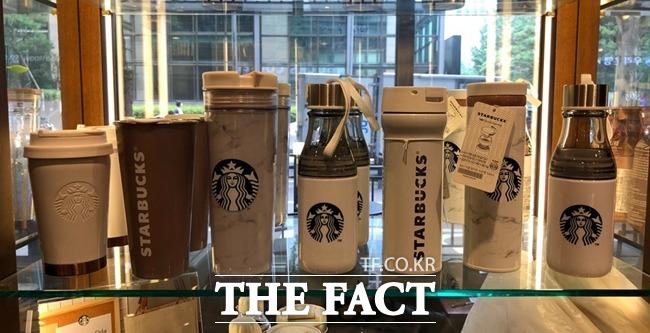 스타벅스가 지난해 연간 사상 최대인 1조8696억 원의 매출을 기록했다고 13일 발표했다. /더팩트 DB