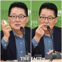 [TF사진관] 박지원 의원, '코로나19' 예방법을 알려드립니다!