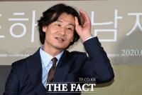 [TF포토] 박혁권, '단발 머리 휘날리며'